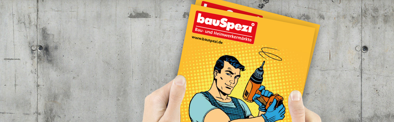 bauSpezi Katalog Baumarkt 2021